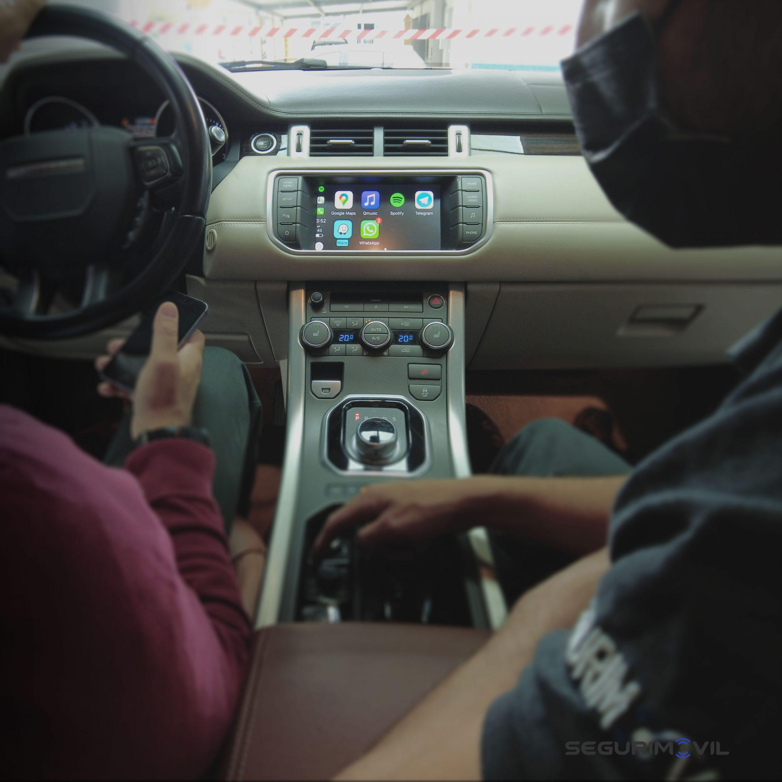 carplay y android auto